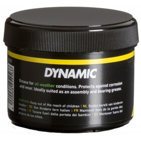 Dynamic All-round grease 150g black